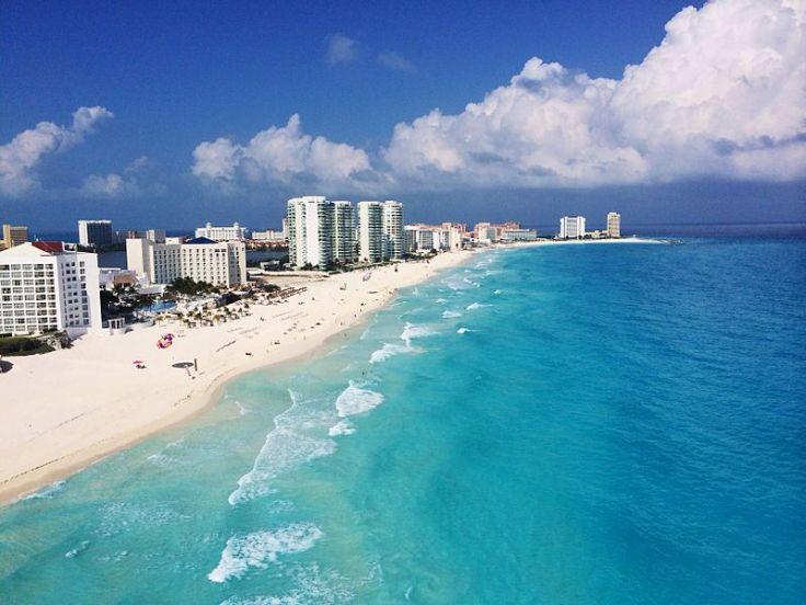 Cancun's Hotel Zone, Mexico