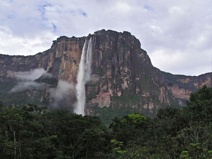 Angel Fall, Venezuela