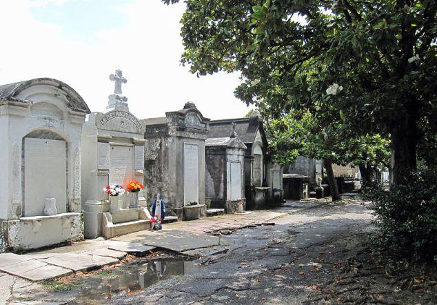 Lafayette Cemetery No. 1, New Orleans, LA, USA