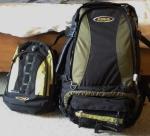 My trusty pack