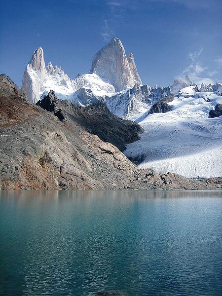 Monte Fitz Roy, Patagonia, Argentina