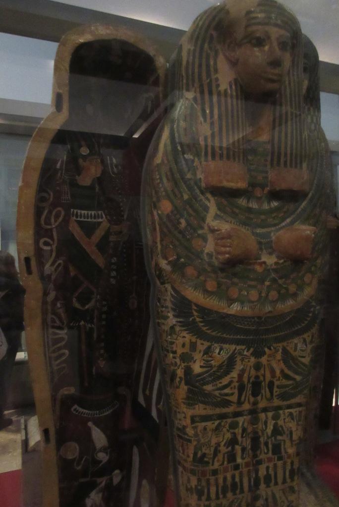 A sarcophagi
