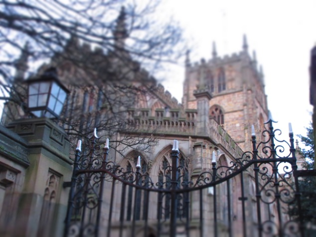 St Mary's Cathedral, Nottingham