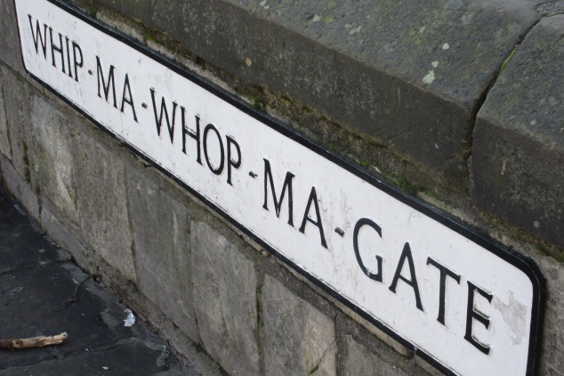 York's shortest street