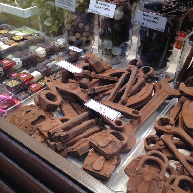 Beglian Chocolate
