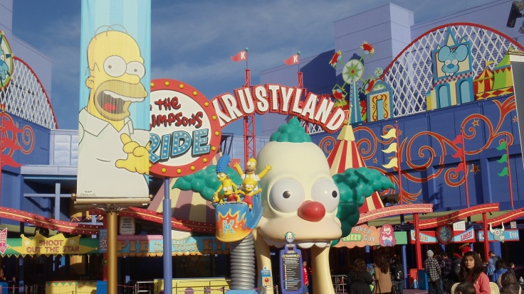 ush-_simpsons_ride_enternace