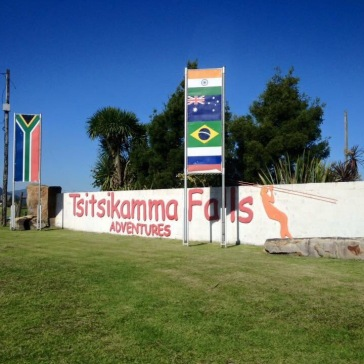 Tsitsikamma Falls (zip lining)