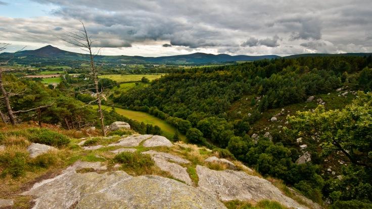 The Scalp From Barnaslingan Hill