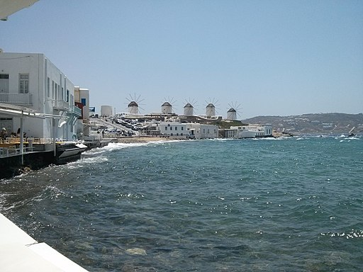 Windmills_2_-_view_from_little_venice_-_Mykonos