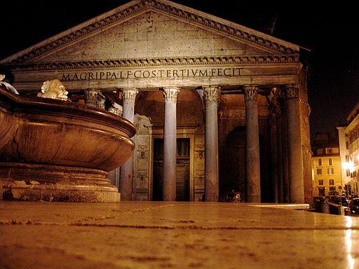 Roma-pantheonnotte