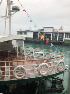 Star Ferry - a longtime icon of Hong Kong