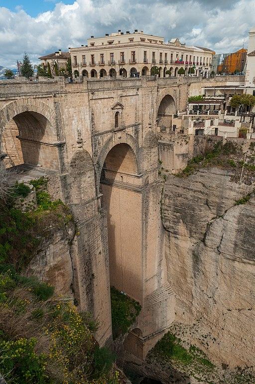 The_Puente_Nuevo_in_Ronda_(7077354065)