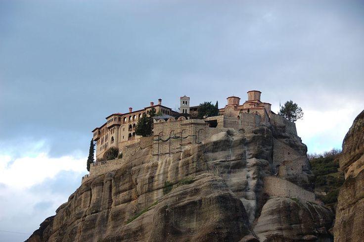 Meteora_monastery_2