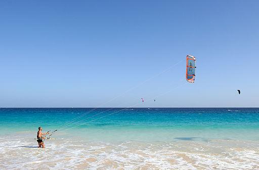 Cape_Verde_Sal_kitesurfing