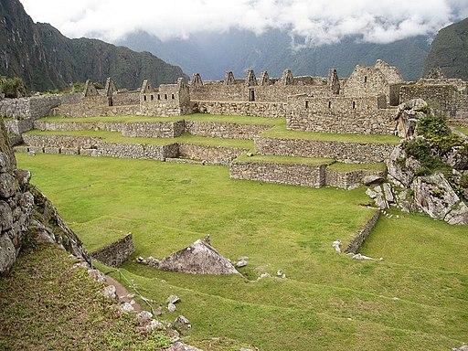details of Machu Pichhu