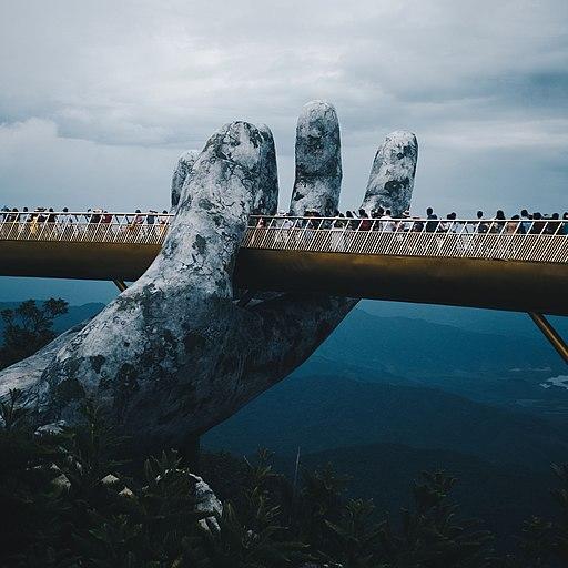 Golden Bridge, Vietnam